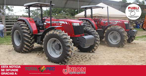 Saci Da A Conocer Las Virtudes De Sus Tractores Agrícolas